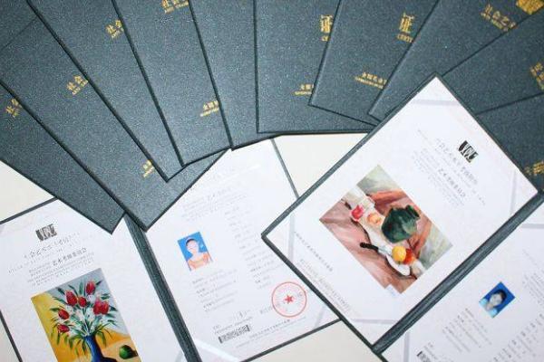 美术考级哪个最权威(证书有几种)?美术考级证书有用吗