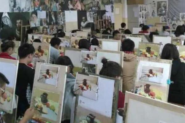 美术高考需要集训吗