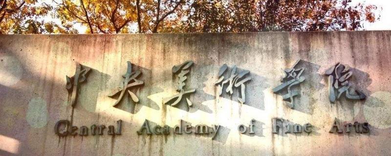 美术学大学排名