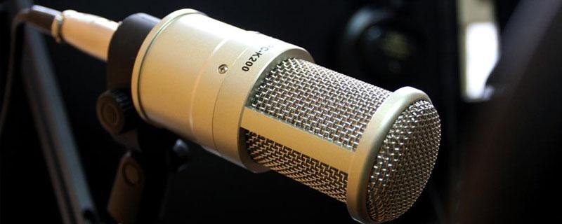 播音主持专业怎么学