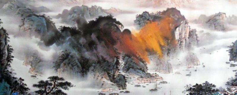 中国画有哪几大画科