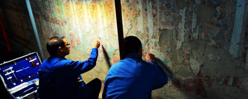 壁画修复最好的国家