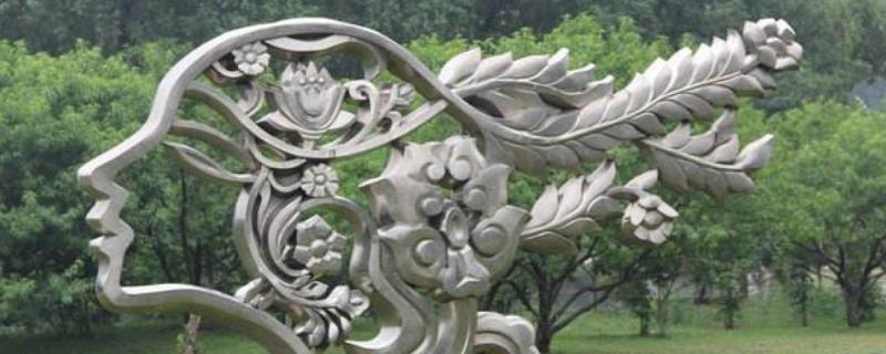 雕塑材料分类
