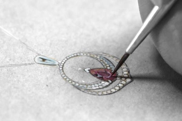 珠宝首饰设计好学吗