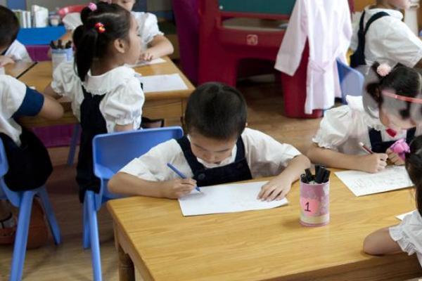 幼儿园美术学情分析