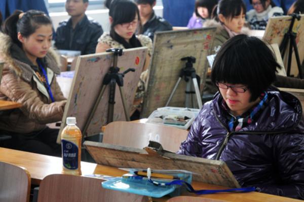 什么是美术高考
