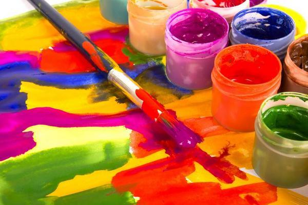 水彩画需要的工具材料