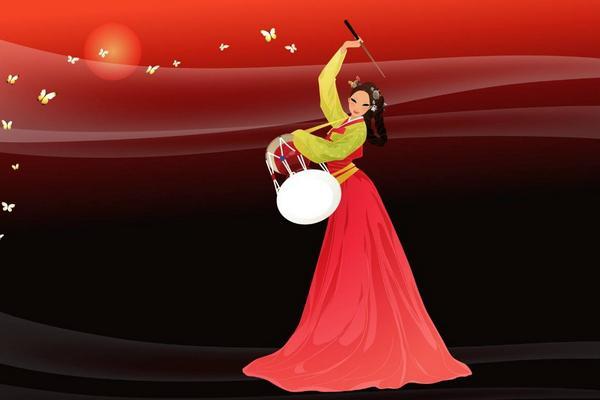 民族舞有哪些舞种